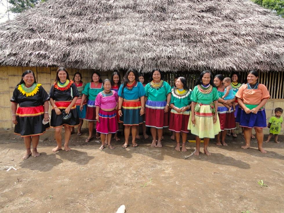 Asociación Sukû, Cofan Community in Ecuador