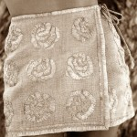 Rose Mini Skirt $2,800 (Custom Order)